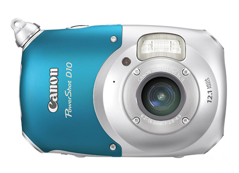Canon Powershot D10