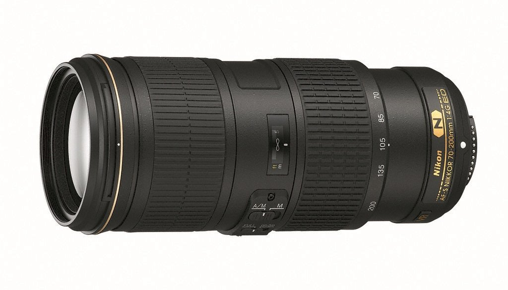 NIKON REVEALS LATEST VR LENS: THE NIKKOR 70-200MM F/4 VR TELEZOOM WITH CLAIMED 5-STOP STABILIZATION