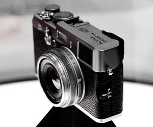 DIGITAL CAMERA REVIEW FUJIFILM X100